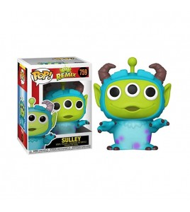 Toy Story Alien remix  Pop 759 Sulley 9 cm