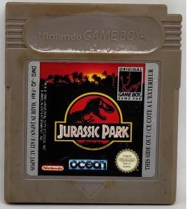 Jurassic Park Jeu Game Boy GB45