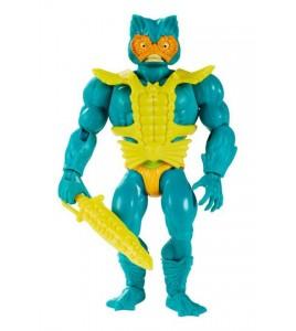 Les Maîtres de l'Univers Origins 2021, Figurine Mer-Man 14 cm