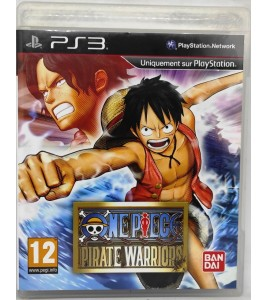 One Piece : Pirate Warriors Jeu Playstation 3 PS3 avec Notice Games And Toys