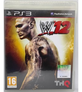 WWE 12 Jeu Playstation 3 PS3 avec Notice Games And Toys