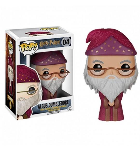 Harry Potter - Pop 04 Albus Dumbledore 9 cm