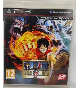 One Piece : Pirate Warriors 2 Jeu Playstation 3 PS3 sans Notice  Games and Toys