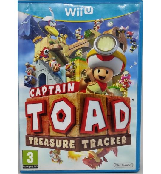 Captain Toad Treasure Tracker Jeu Nintendo Wii U sans Notice  Games and Toys