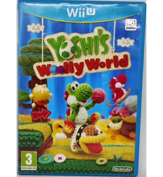 Yoshi's Woolly World Jeu Nintendo Wii U sans Notice  Games and Toys