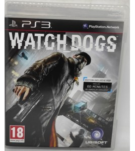 Watch Dogs Jeu Playstation 3 PS3 avec Notice Games And Toys