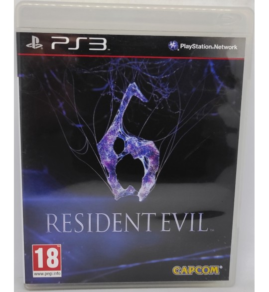 Resident Evil 6 Jeu Playstation 3 PS3 avec Notice Games And Toys