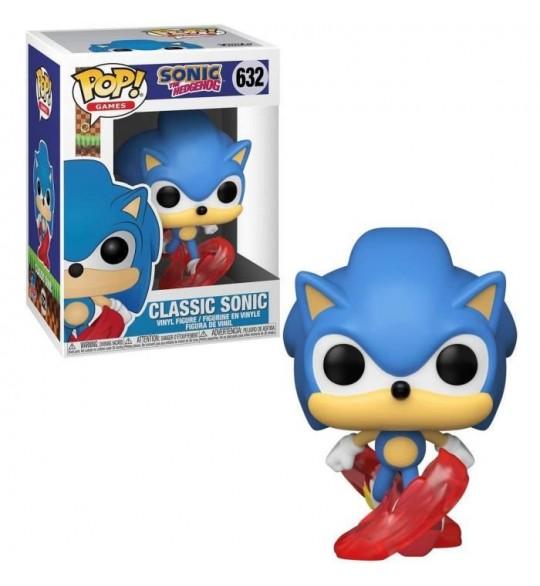 Sonic the Hedgehog Pop 632 Classic Sonic 9 cm