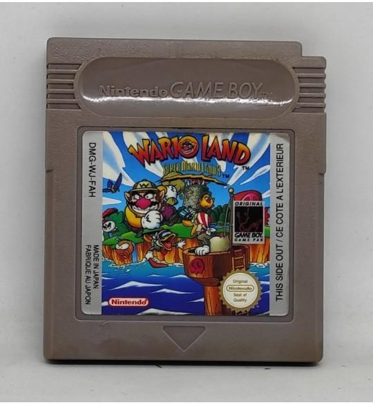 Wario Land Jeu Game Boy GB46