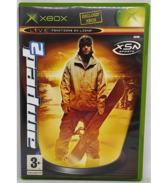 Amped 2 Jeu XBOX avec Notice  Games and Toys