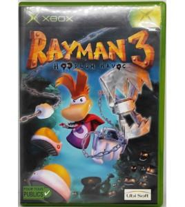 Rayman 3 : Hoodlum Havoc Jeu XBOX avec Notice  Games and Toys