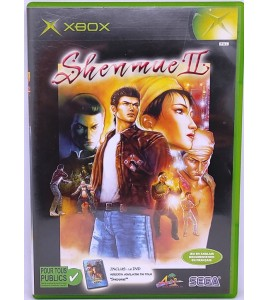 Shenmue 2 Jeu XBOX avec Notice  Games and Toys AG38