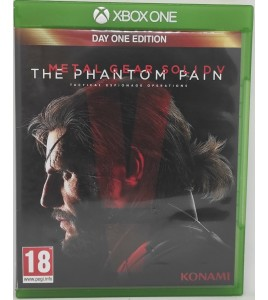 Metal Gear Solid V : The Phantom Pain Jeu Xbox One sans Notice  Games and Toys