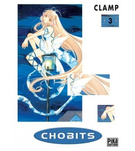 Chobits Tome 03
