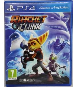Ratchet & Clank Jeu Playstation 4 PS4 sans Notice  Games and Toys