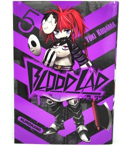 Blood Lad Livre Manga Tome 05 A10