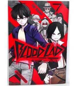 Blood Lad Livre Manga Tome 07 A12