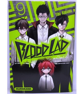 Blood Lad Livre Manga Tome 09 A14