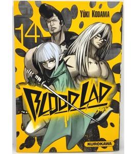 Blood Lad Livre Manga Tome 14 A19