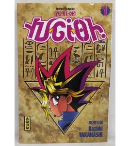 Yu-Gi-Oh! Vol.1 Livre Manga B23