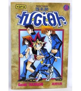 Yu-Gi-Oh! Vol.4 Livre Manga B26