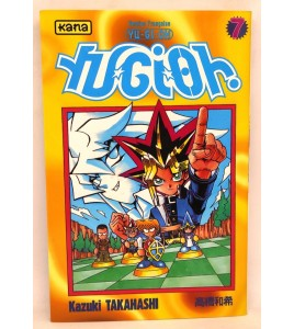 Yu-Gi-Oh! Vol.7 Livre Manga B29