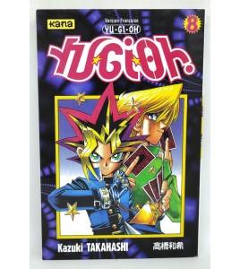 Yu-Gi-Oh! Vol.8 Livre Manga B30