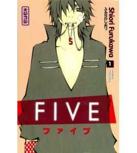 Five Tome 01