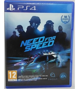 Need for Speed Jeu Playstation 4 PS4 sans Notice  Games and Toys