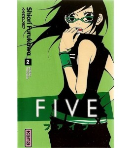 Five Tome 02