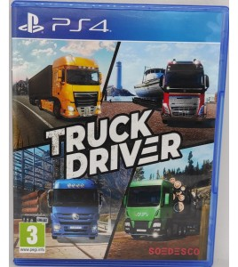 Truck Driver Jeu Playstation 4 PS4 sans Notice  Games and Toys