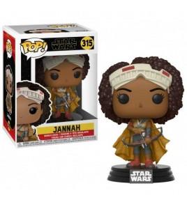Star Wars Pop 315 Jannah 9 cm