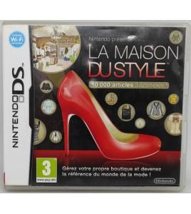 La Maison du Style Jeu Nintendo DS & 3DS avec Notice  Games and Toys