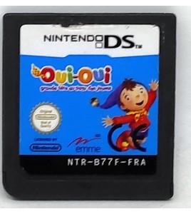 Oui-Oui au pays des jouets Jeu Nintendo DS & 3DS sans Notice L173