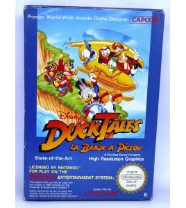 Duck Tales Jeu Nintendo NES avec Notice  Games and Toys