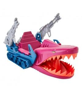 Les Maîtres de l'Univers Origins 2021, véhicule Land Shark 32 cm
