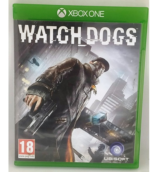 Watch Dogs Jeu Xbox One sans Notice  Games and Toys