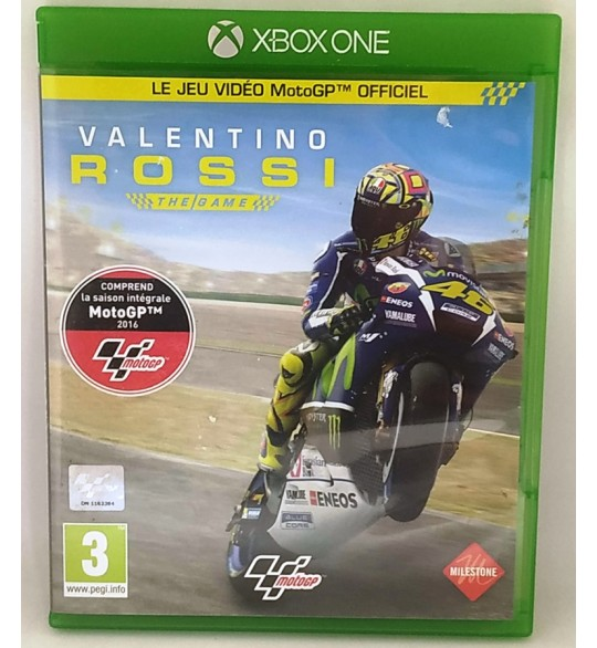 Valentino Rossi The Game Jeu Xbox One sans Notice  Games and Toys