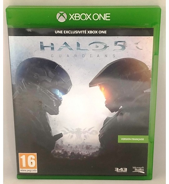 Halo 5 : Guardians Jeu Xbox One sans Notice  Games and Toys