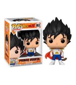 Dragon Ball Z Pop 863 Prince Vegeta 9 cm