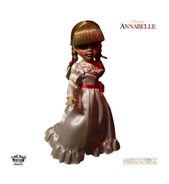 Annabelle Living Dead Dolls poupée Annabelle 25 cm