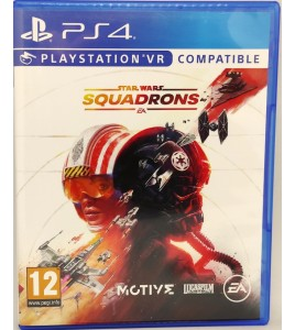 Star Wars Squadrons Jeu Playstation 4 PS4 sans Notice  Games and Toys