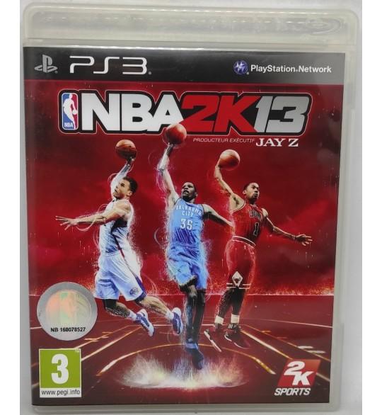 Nba 2k13 Jeu Playstation 3 PS3 sans Notice  Games and Toys