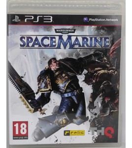 Warhammer 40 000 : Space marine Jeu Playstation 3 PS3 avec Notice Games And Toys