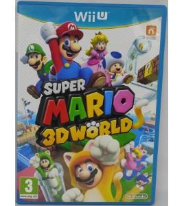 Super Mario 3D World Jeu Nintendo Wii U avec Notice  Games and Toys