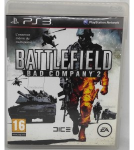 Battlefield : Bad company 2 Jeu Playstation 3 PS3 avec Notice Games And Toys
