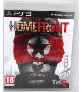 Homefront Jeu Playstation 3 PS3 avec Notice Games And Toys