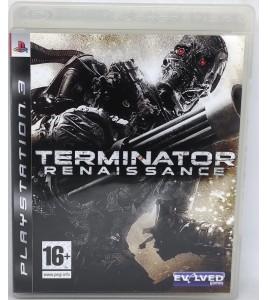 Terminator Renaissance  Jeu Playstation 3 PS3 avec Notice Games And Toys