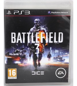 Battlefield 3 Jeu Playstation 3 PS3 sans Notice  Games and Toys