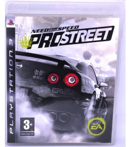 Need for speed : prostreet Jeu Playstation 3 PS3 avec Notice Games And Toys